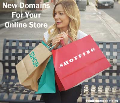 New domains for your online store